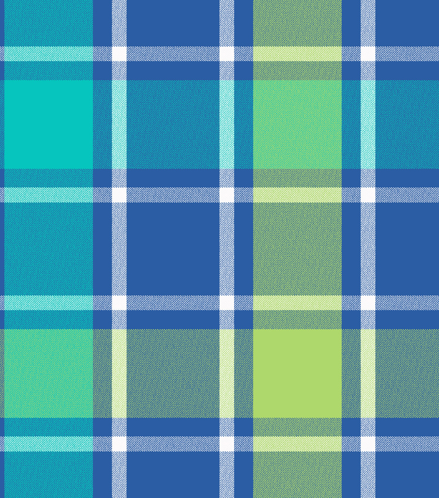 Snuggle Flannel Fabric -Plaid Green