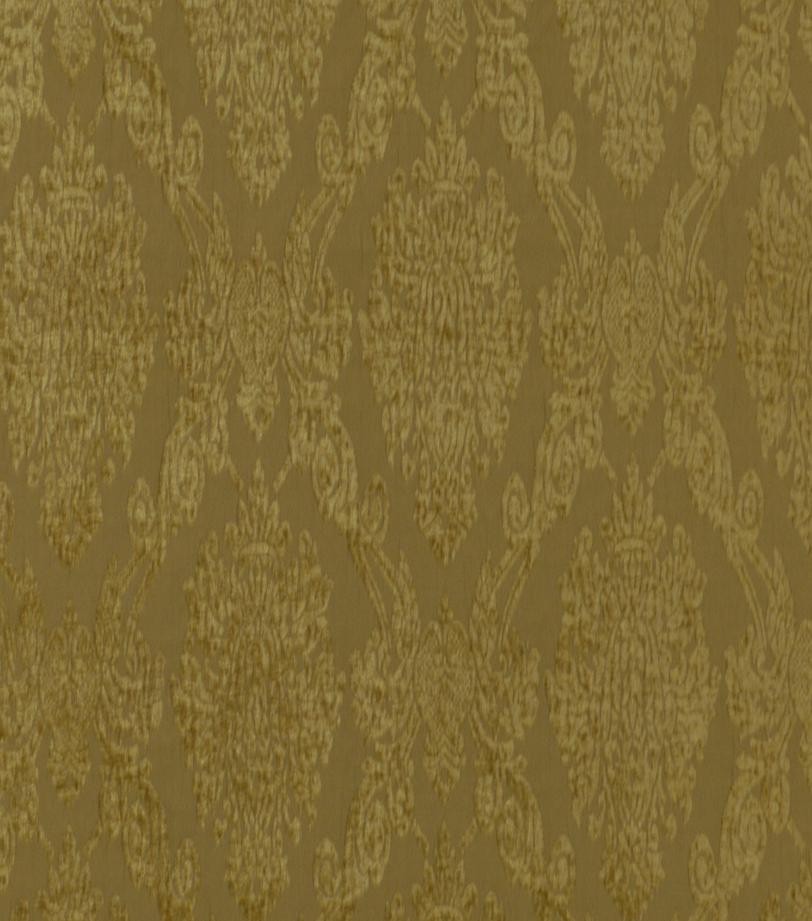 Home Decor 8\u0022x8\u0022 Fabric Swatch-Robert Allen Royal Damask Champagne
