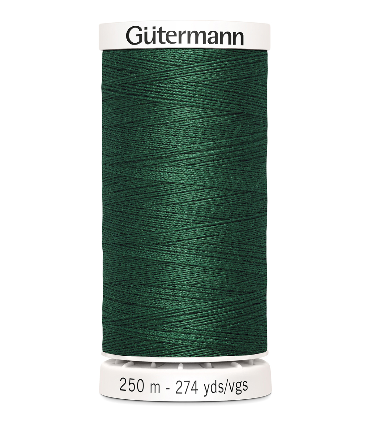 Gutermann Sew-All Thread 273Yds-(600 & 700 series) Cool Tones , Dark Green #788