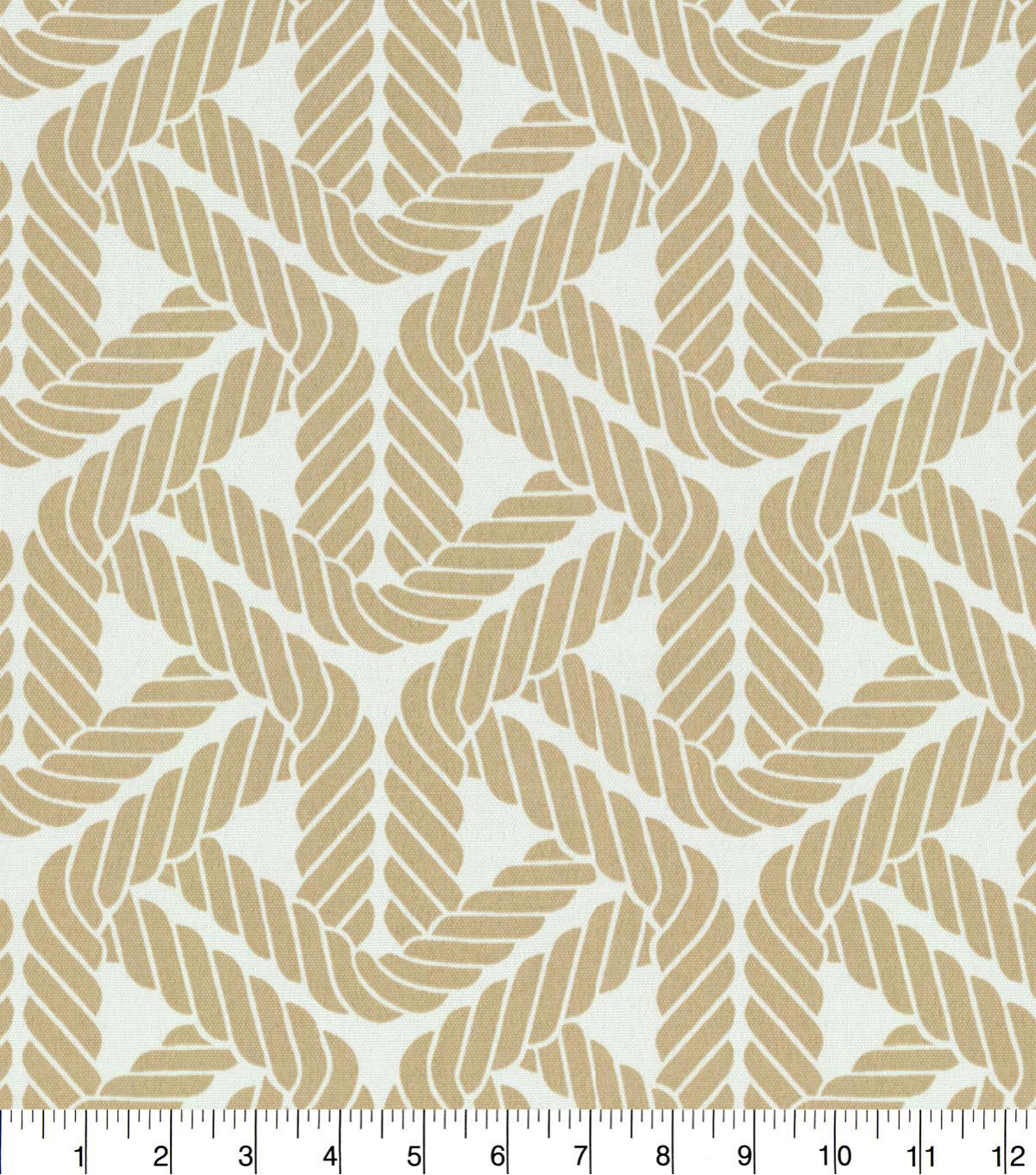 PKL Studio Outdoor Fabric 9\u0022x9\u0022 Swatch-Topsail Trellis Sand