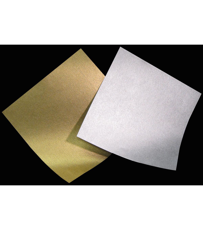 Black Ink 24 Pk 6x6 Origami Papers Metallic Mulberry Joann
