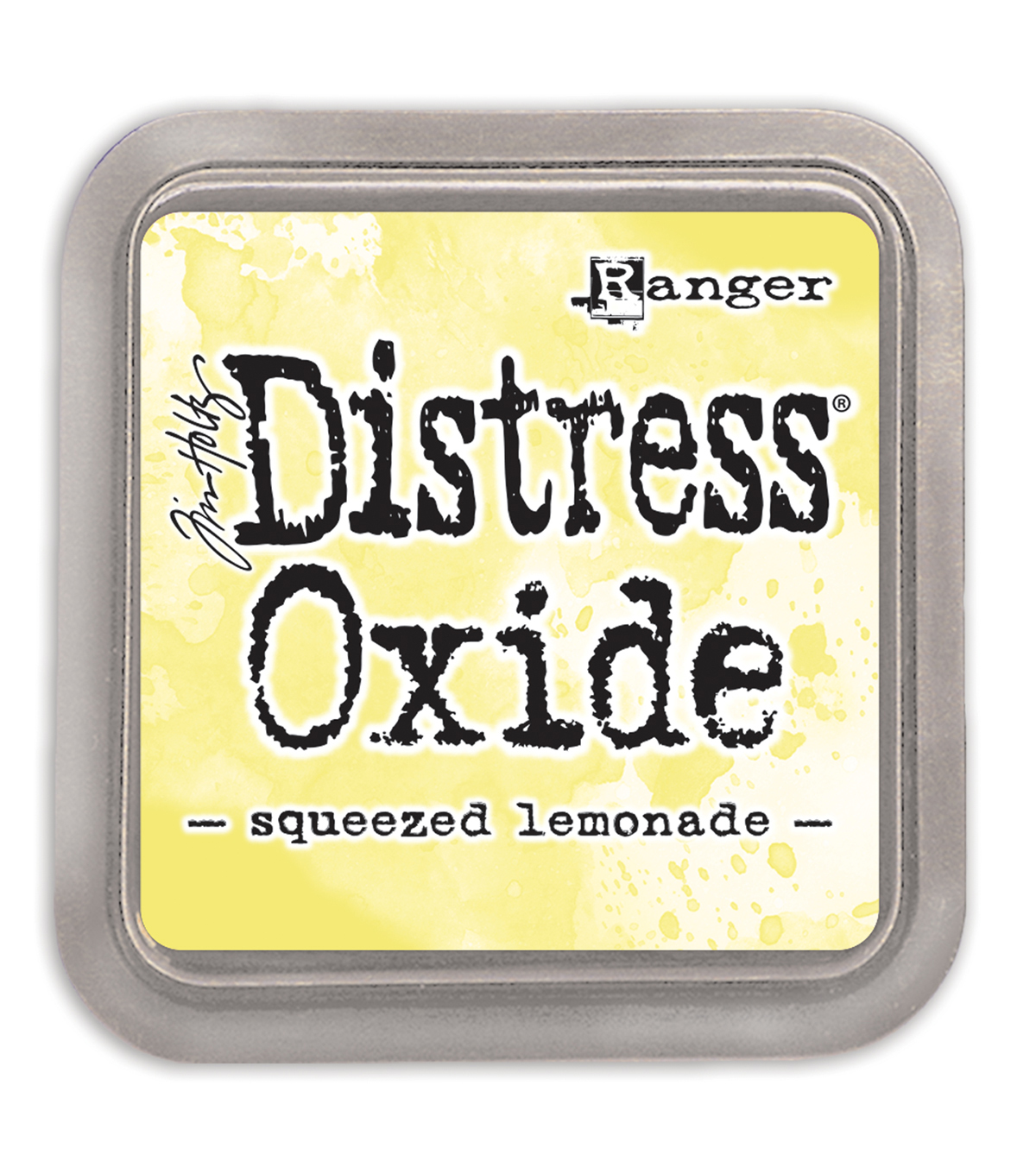 Tim Holtz Distress Oxide Ink Pad, Squeezed Lemonade
