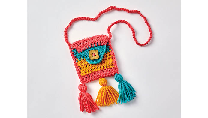 Double Crochet For Kids
