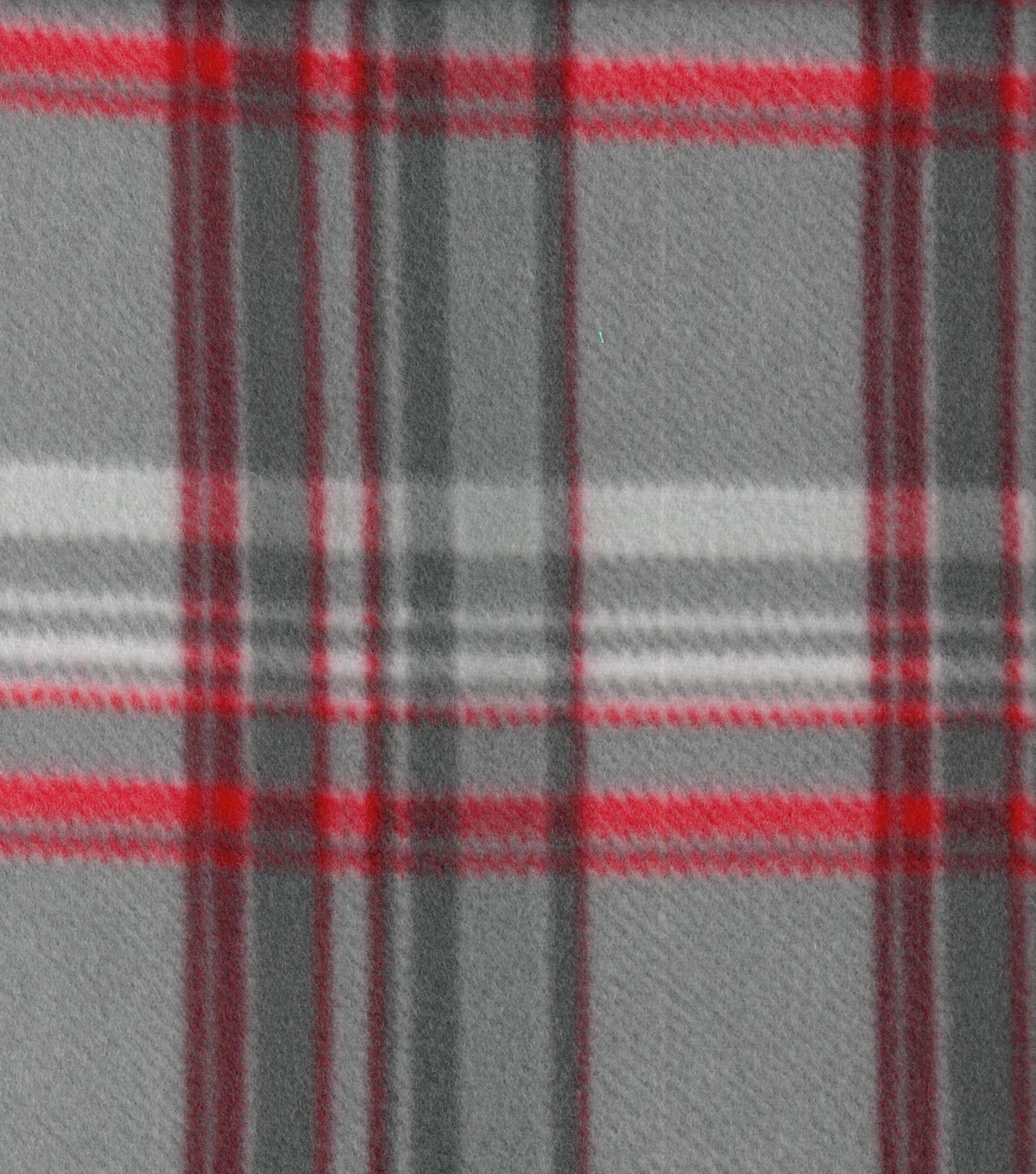 Blizzard Fleece Fabric 58\u0027\u0027-Simon Plaid