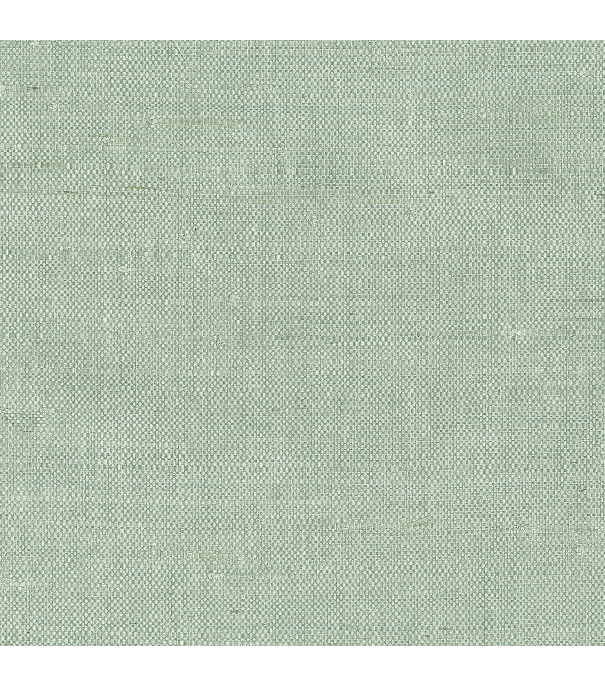 Kimi Light Green Grasscloth Wallpaper Sample