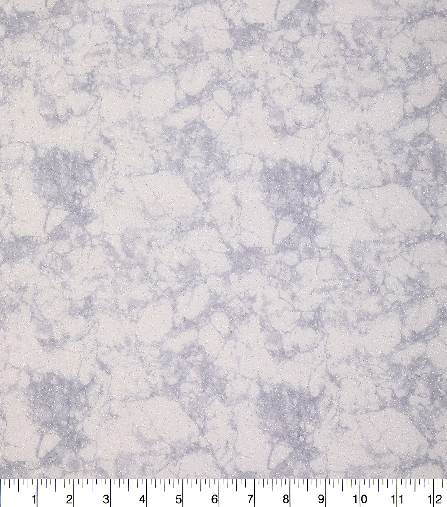Keepsake Calico Glitter Cotton Fabric 43\u0027\u0027-White Snake Skin Crackle