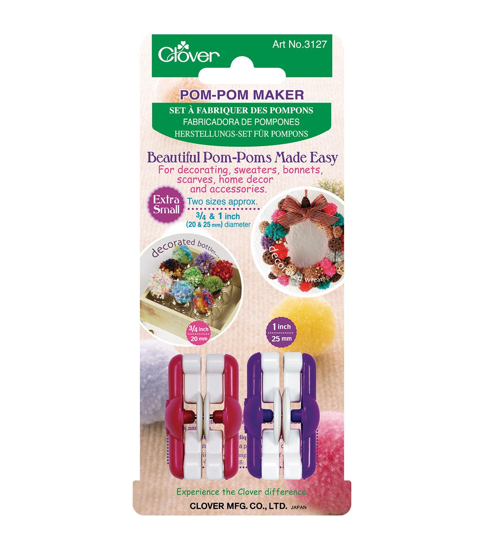 Clover Pom Pom Maker Extra Small  4u00221