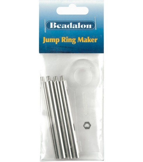 Jump Ring Maker Round 4,6,7,8mm-Acrylic