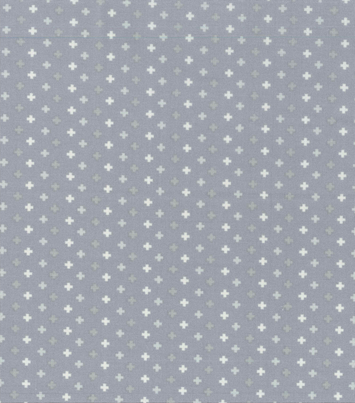 Keepsake Calico Cotton Fabric 43\u0027\u0027 Light Gray ...
