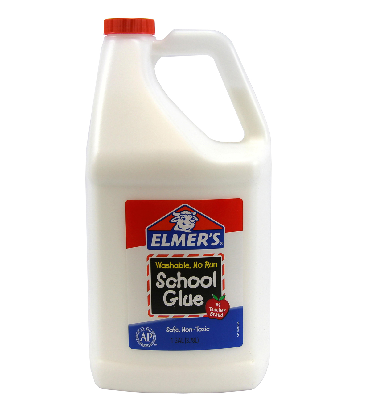 Elmer\u0027s Washable White School Glue-1 Gallon