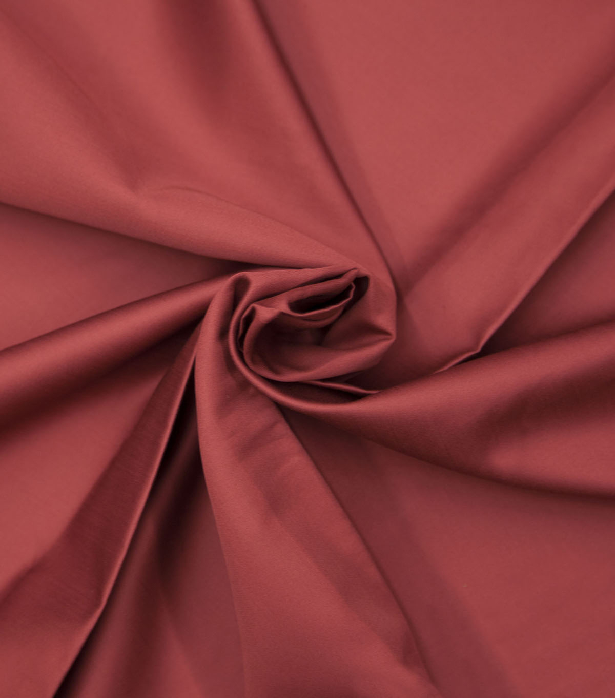 Supima Sateen Cotton Fabric-Solids, Burgundy