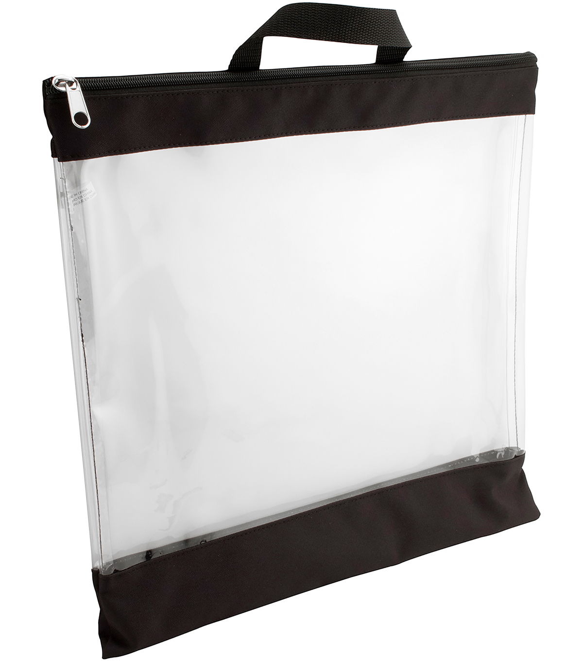 Everything Mary Large Storage Pouch 16\u0022X16\u0022-Clear