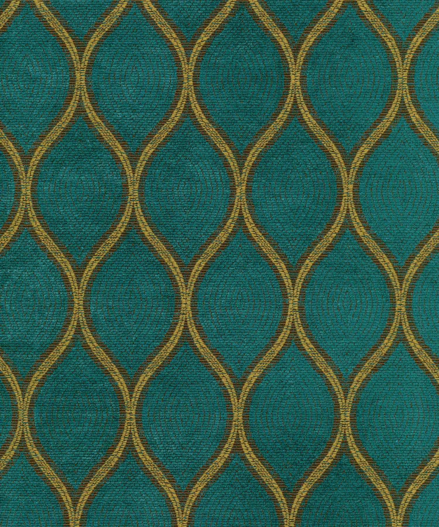 Home Decor 8\u0022x8\u0022 Fabric Swatch-IMAN Malta Peacock
