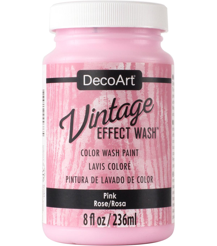 Vintage Effect Wash Paint