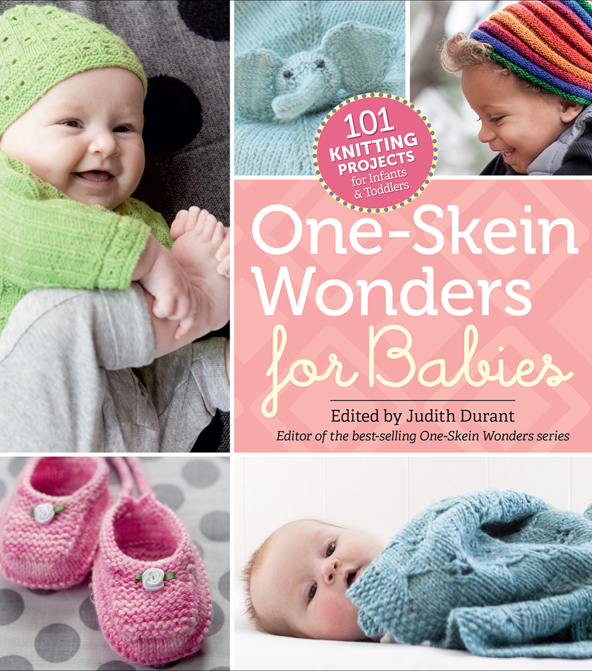 One-Skein Wonders For Babies Book