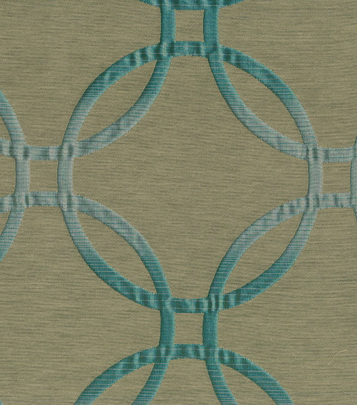 Lightweight Decor Fabric 54\u0022-Elite Monza Teal