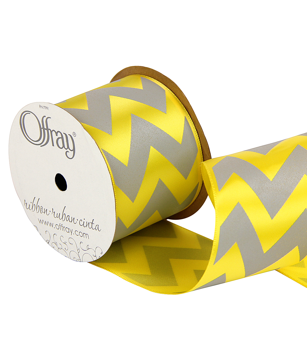 2 And One Qtr West Elm Chevron Ribbon
