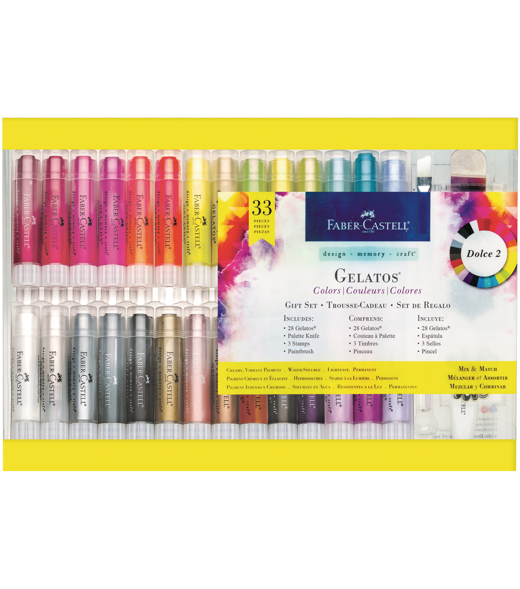 Design Memory Craft Gelatos Gift Set-Dolce II