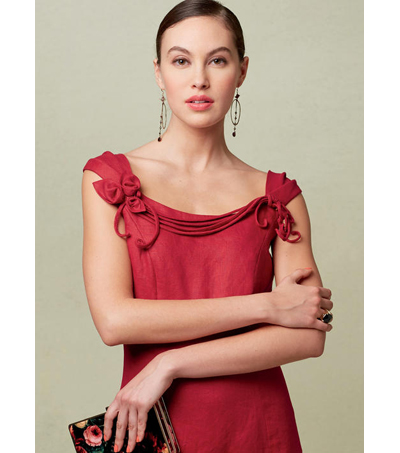 8601aad3970 Vogue Pattern V1542 Misses\u0027/Misses\u0027 Petite Princess Dress-Size 6