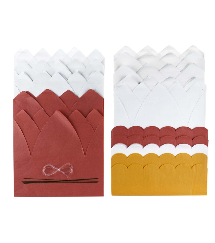 Martha Stewart Tissue Paper Pom Pom Kit Daisy Light Joann