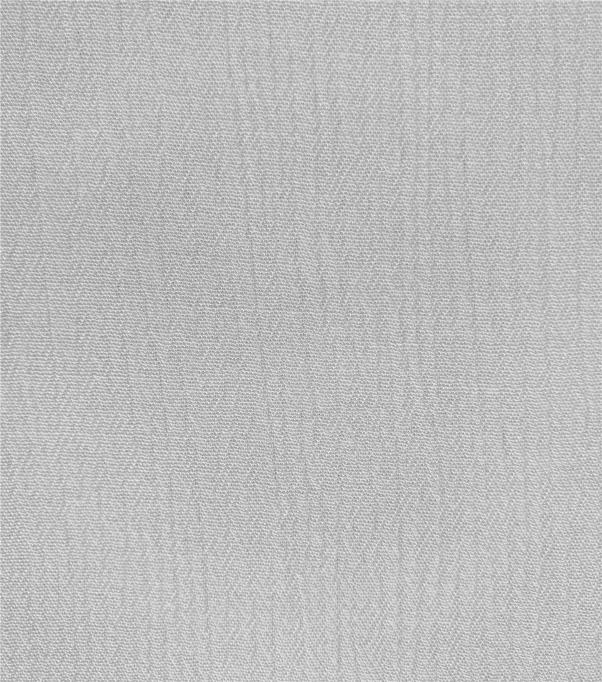 Silky Solids Crinkle Rayon Fabric-White