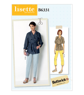 Butterick Misses Casual-B6331