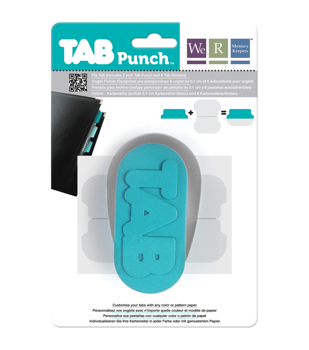 Tab Punch-File, 2\u0022