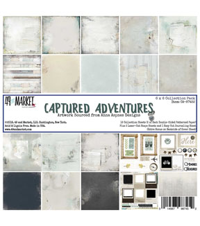 49 And Market Captured Adventure 6\u0027\u0027x6\u0027\u0027 Collection Pack