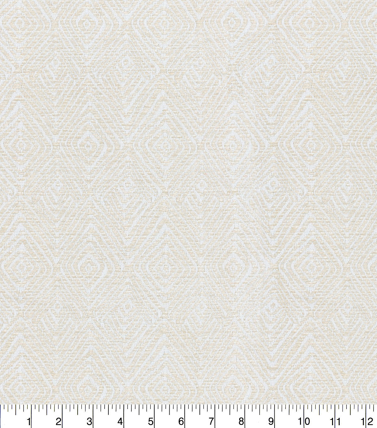 Kelly Ripa Home Upholstery Swatch 13\u0027\u0027x13\u0027\u0027-Ivory Set In Motion