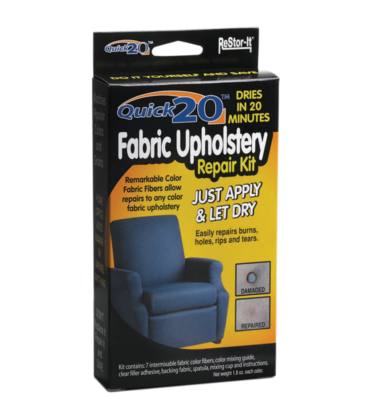Strange Quick 20 Fabric Upholstery Repair Kit Short Links Chair Design For Home Short Linksinfo
