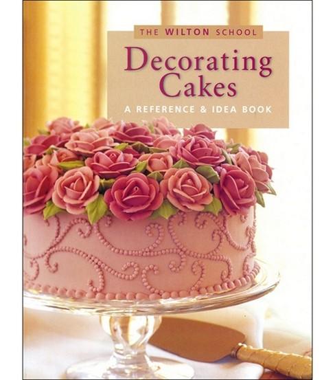 Wilton BooksDecorating Cakes JOANN