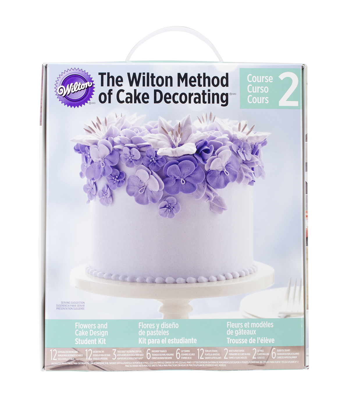 Wilton Student Decorating Kit Course 2