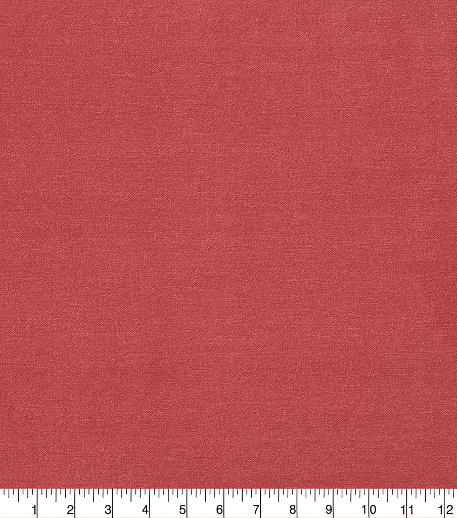 Robert Allen @ Home Solid Swatch 55\u0022-Softknit Red Lacquer