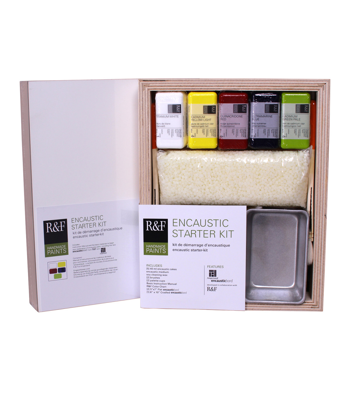 R/&F Handmade Paints 3-Pack Heavy Duty Encaustic Palette Cups Large