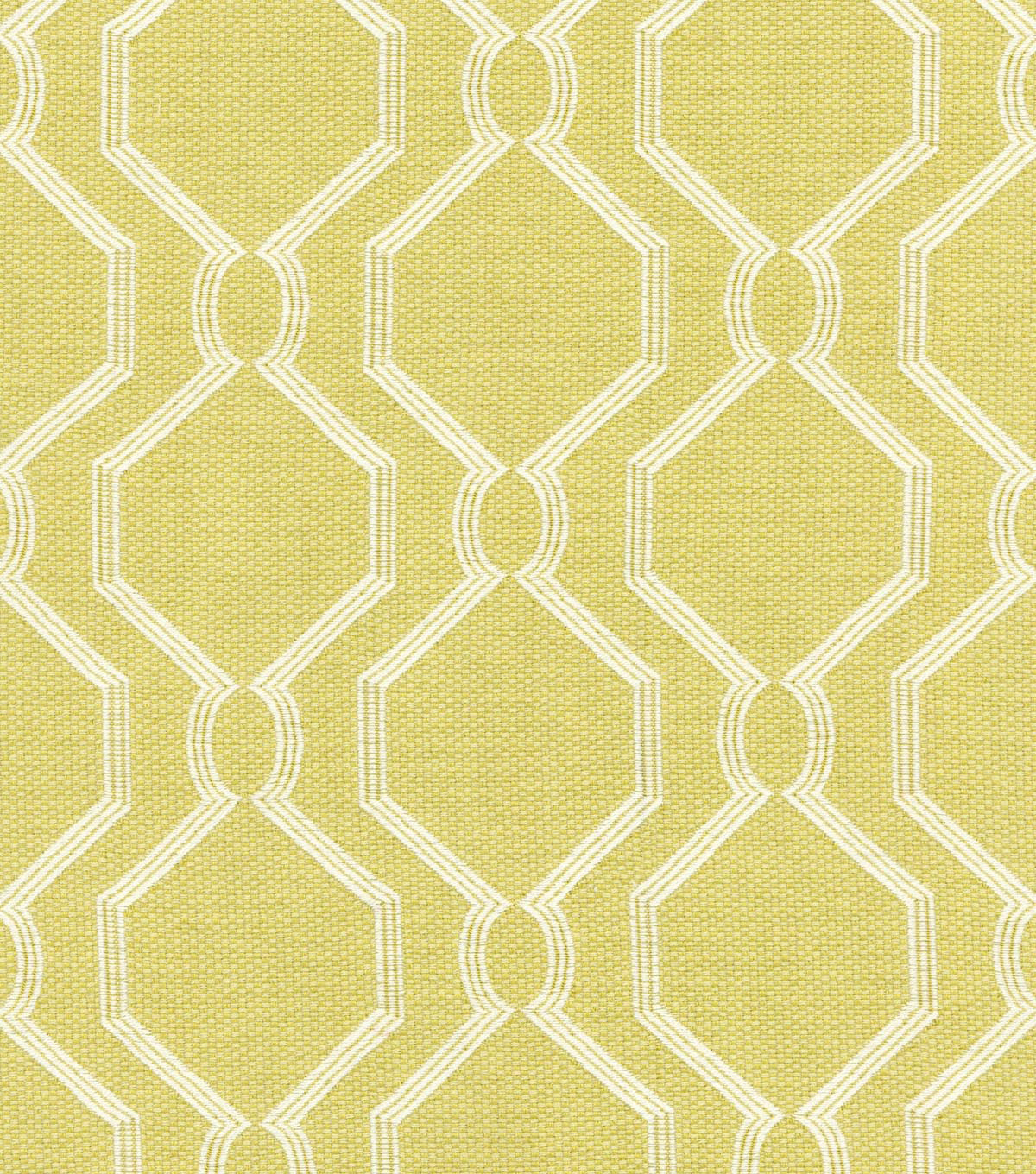 P/K Lifestyles Multi-Purpose Decor Fabric 54\u0022-Laneway/Honeydew