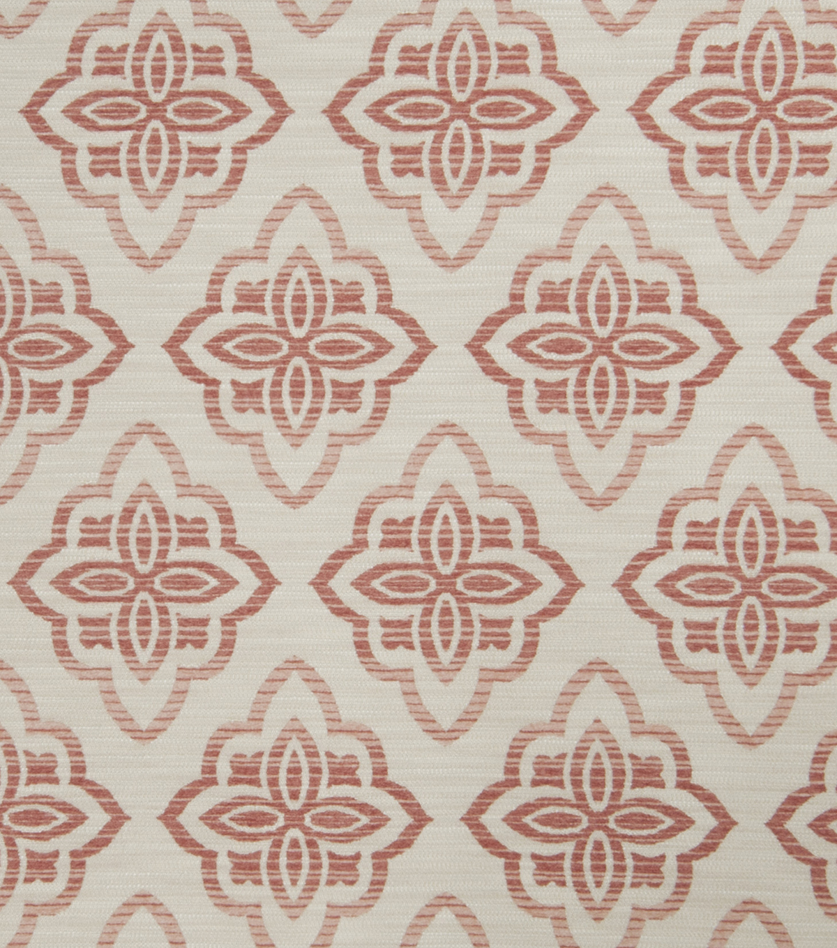 Jaclyn Smith Upholstery Fabric 53\u0022-Accurate/Blush