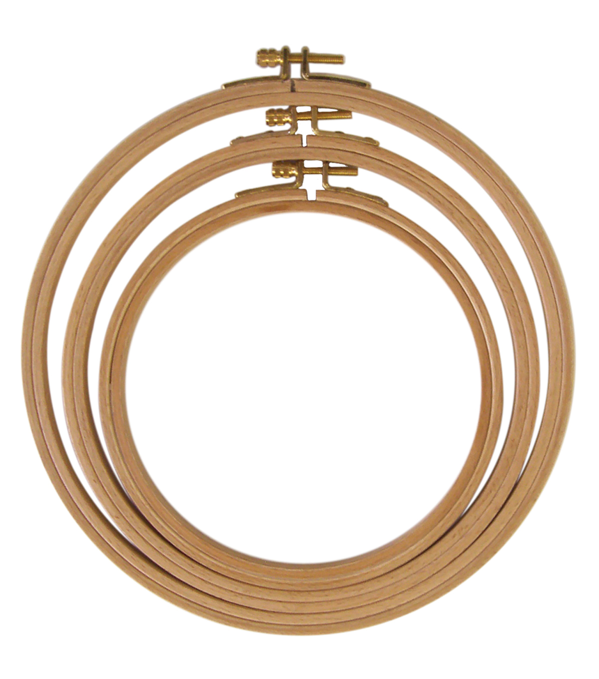 10-Inch Edmunds German Hand or Machine Embroidery Hoop