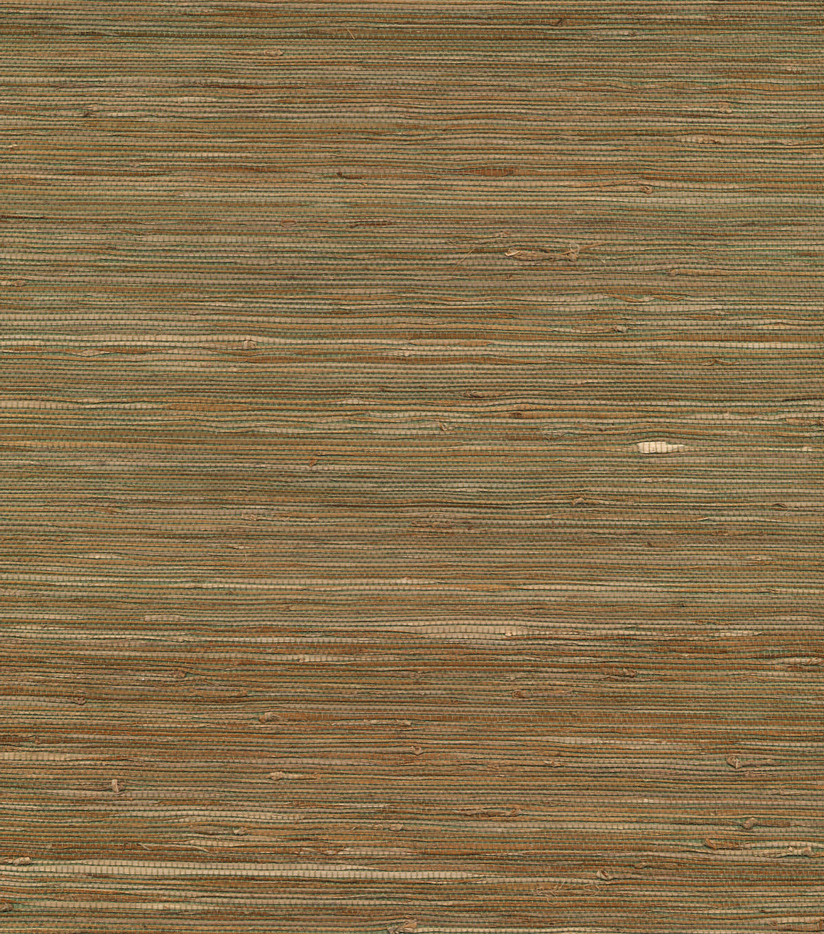 Kaito Olive Grasscloth Wallpaper Sample