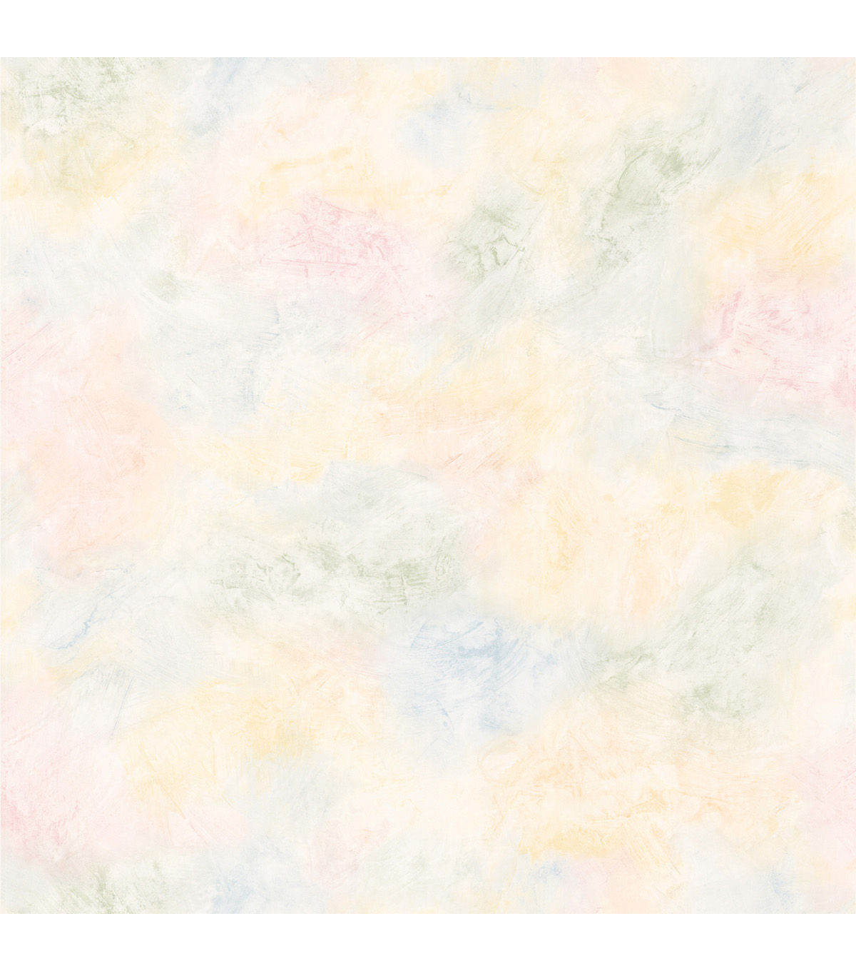 Sorbet Pastel  Satin Plaster Wallpaper