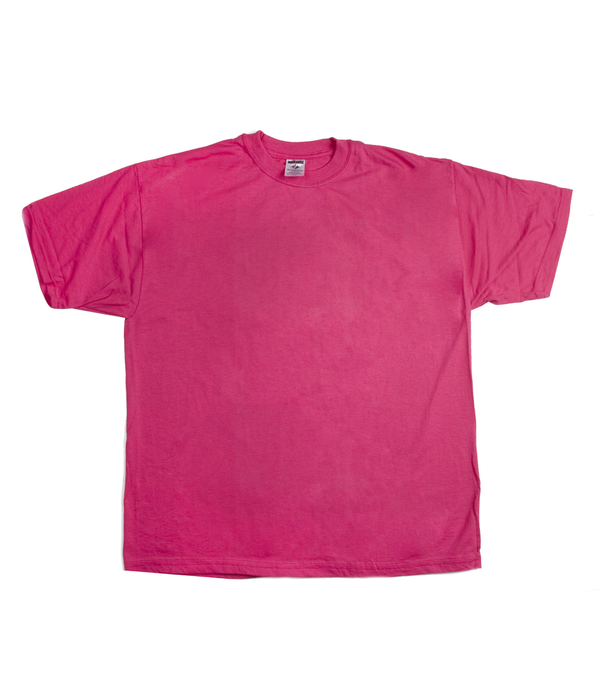 Jerzees Adult T-Shirt Small, Pink