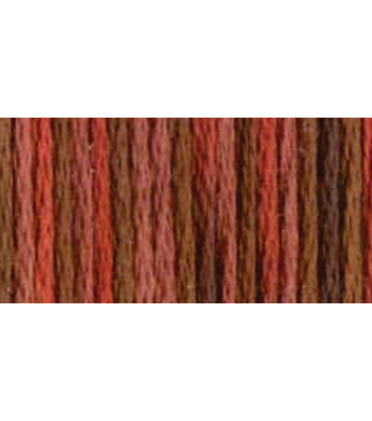 DMC Pearl Cotton Variation Thread 27 Yds Size 5, Terra Cotta