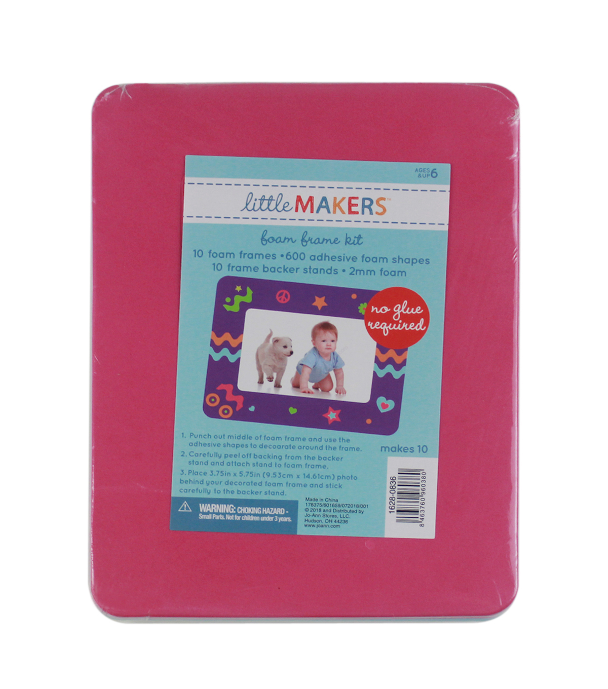 Little Makers 12Pc 4X6 Photo Frame