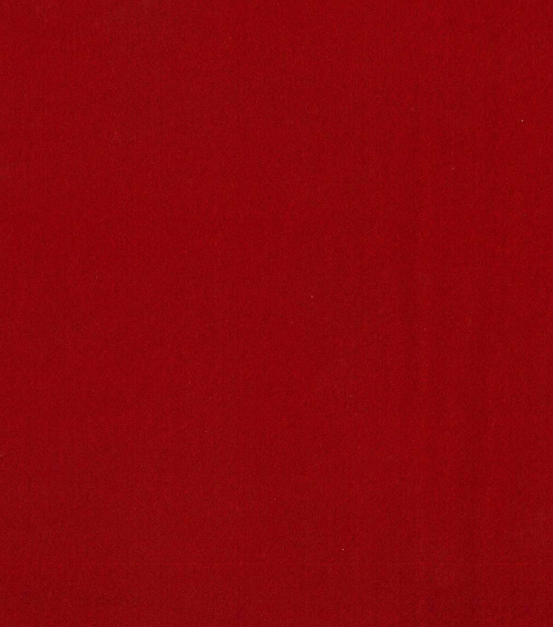 Blizzard Fleece Fabric -Solids, Racing Red