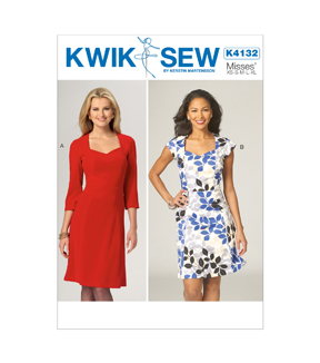Kwik Sew Misses Dress-K4132