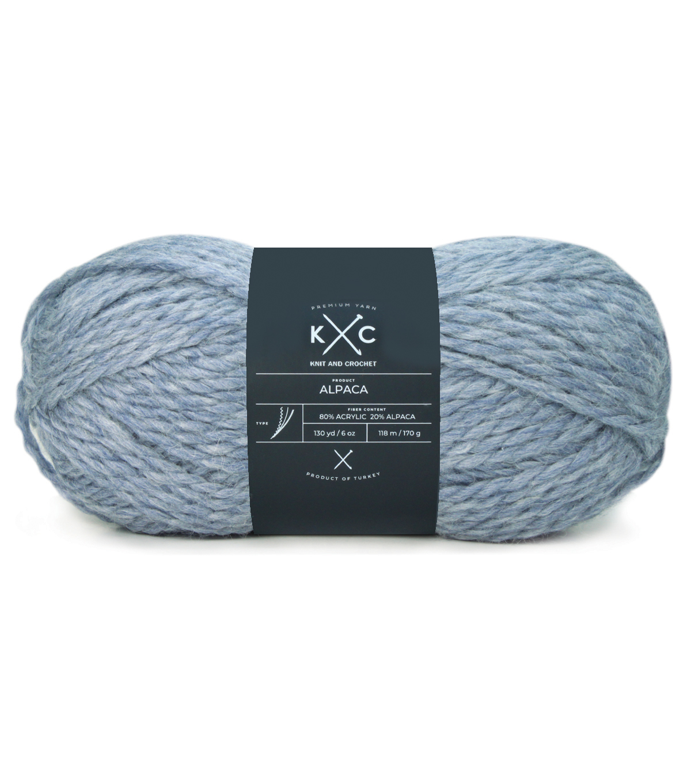 52ece795a09 Buttercream Luxe Craft Alpaca Solids Yarn