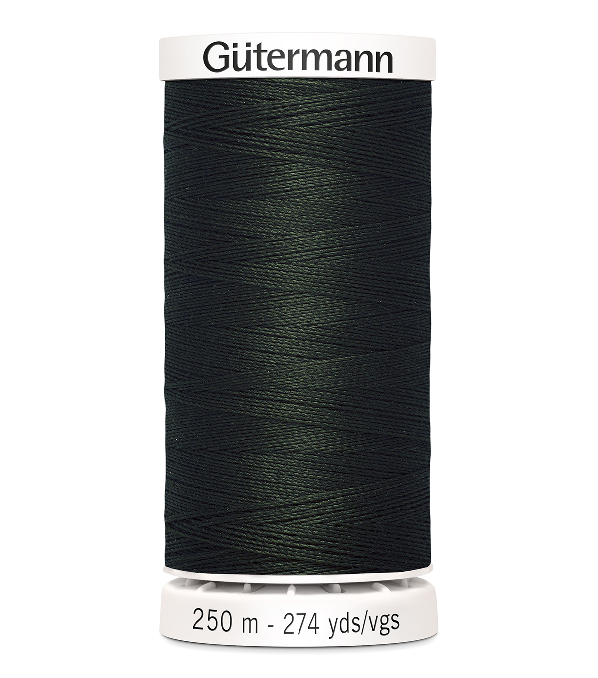 Gutermann Sew-All Thread 273Yds-(600 & 700 series) Cool Tones , Evergreen #793