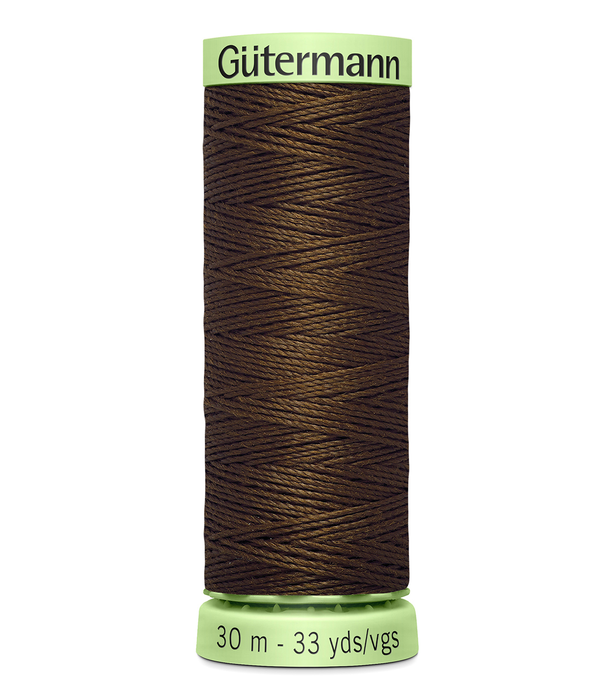 Top Stitch Heavy Duty Thread 33 Yards-, 587 Espresso