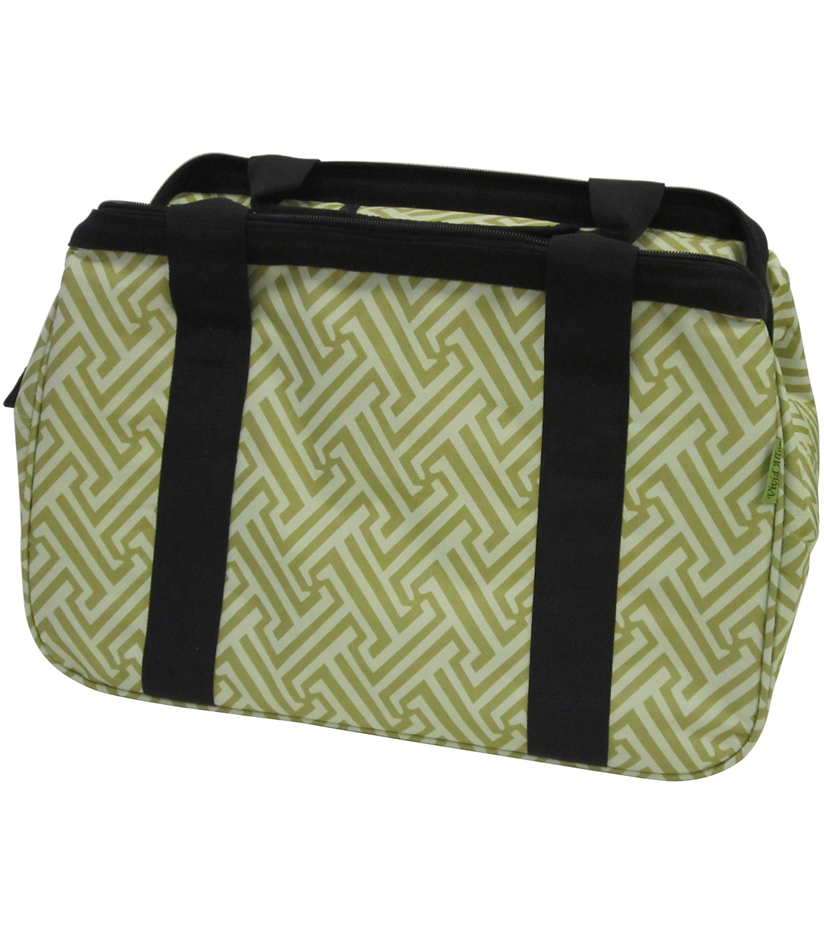 JanetBasket Green T Eco Bag