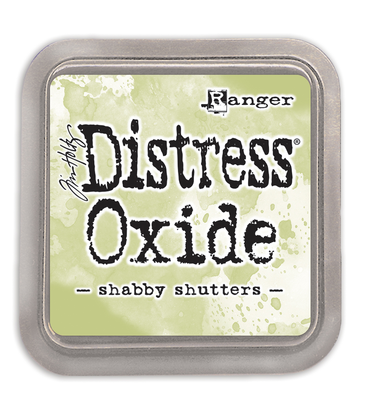 Tim Holtz Distress Oxide Ink Pad, Shabby Shutters