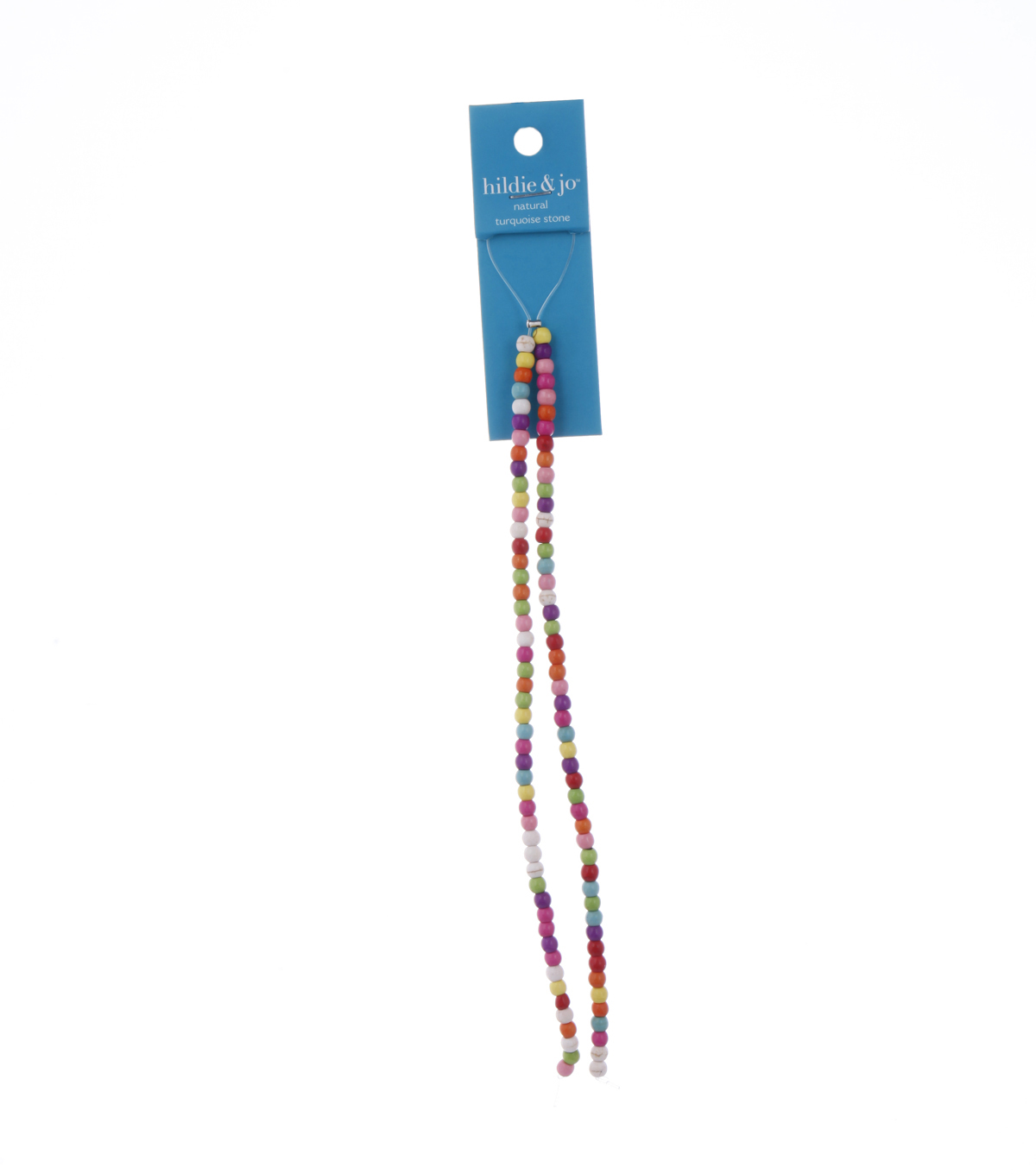 Advantus/Sulyn Fiesta Round Bead Strand, Tiny Multi